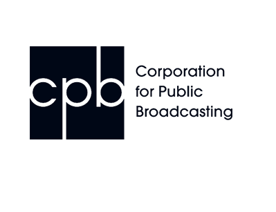 Corporation of Public Broadcasting logo