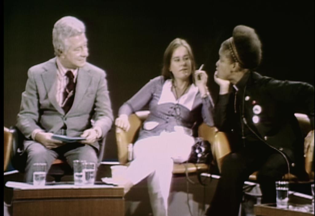 Reverend Magora Kennedy on David Susskind Show