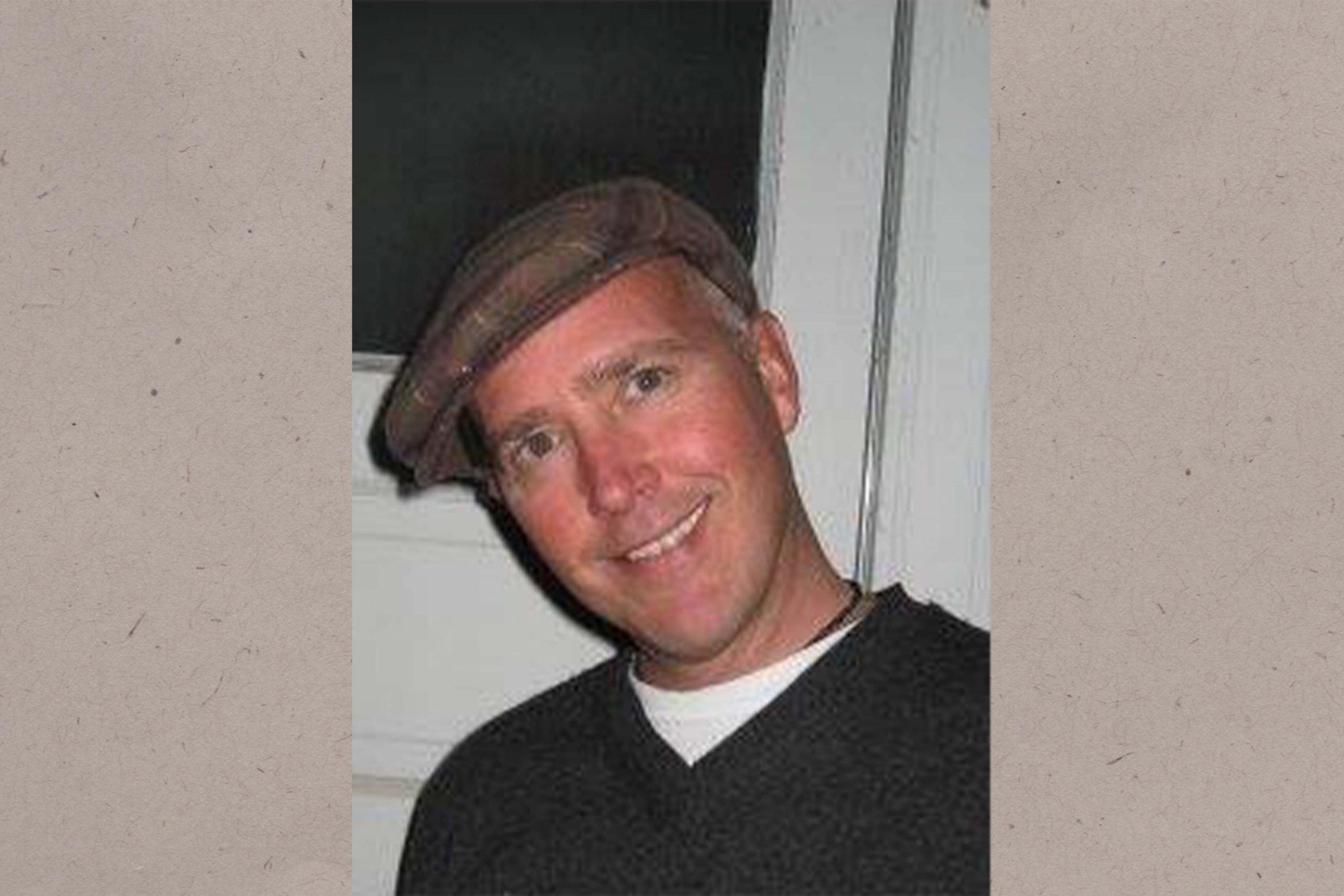 headshot of John Campbell