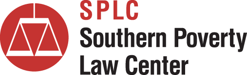 Southern Poverty Law Center text logo