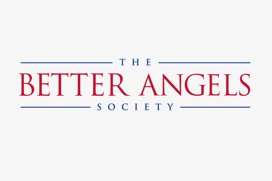 The Better Angels Society text logo