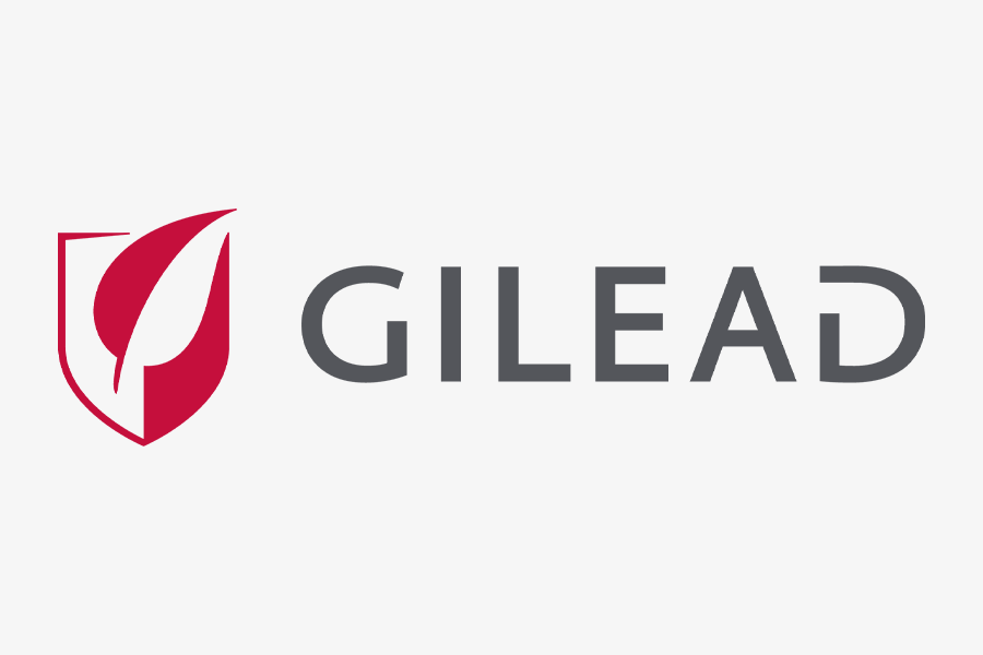 Gilead text logo